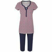 Ringella Pyjama met pirate broek 100% Katoen tot maat 54