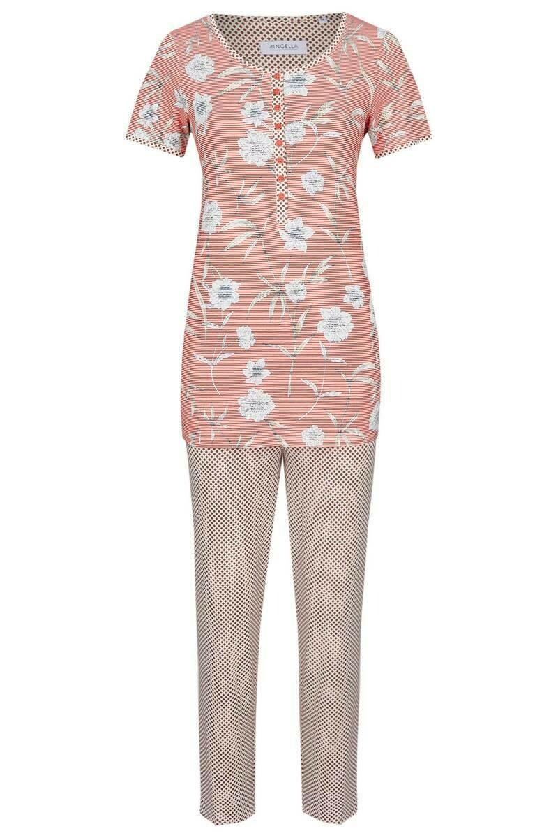 Ringella Dames pyjama 7/8 broek