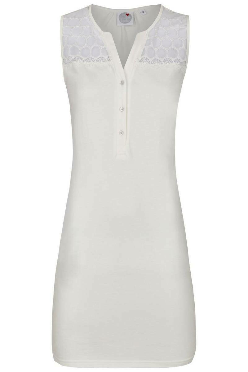 Ringella Dames nachthemd wit: