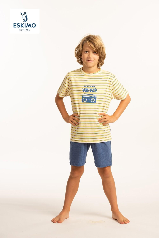 Eskimo Jongens Pyjama ( 10-16 jaar ): Hip Hop