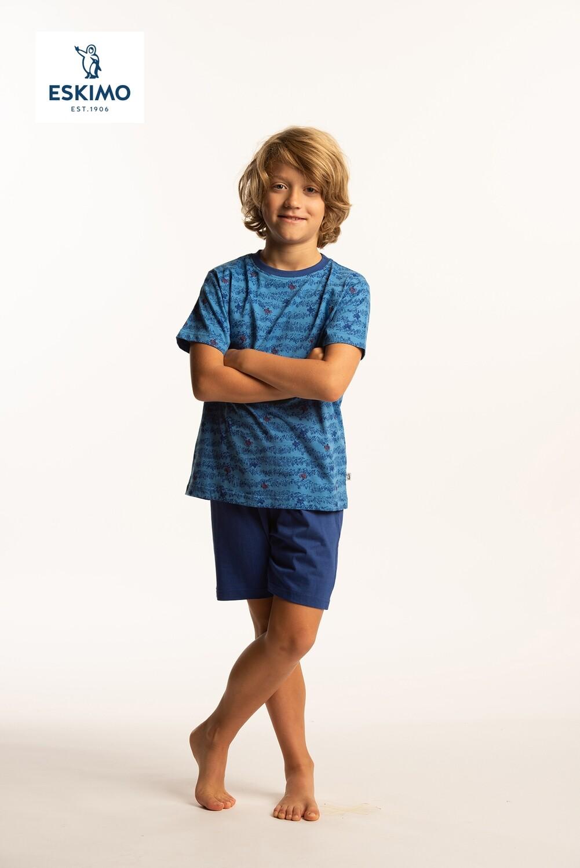 Eskimo Jongens Pyjama 10 - 16jaar: Octo