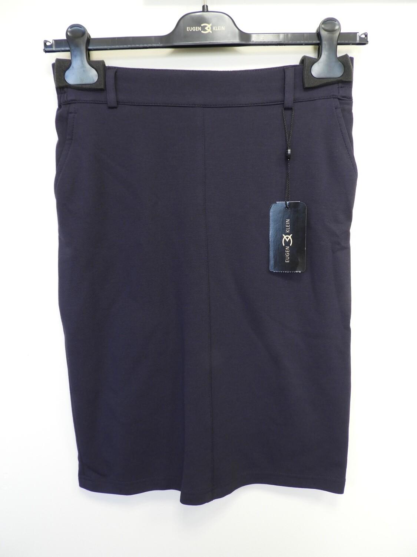 Eugen Klein: Blauwe rok op elastiek