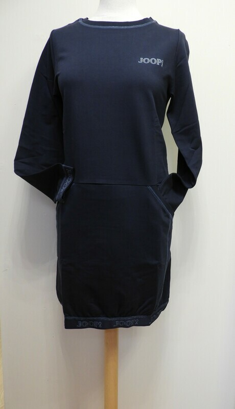 Joop sportief kleed: Donker blauw