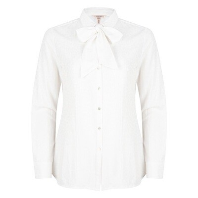 Esqualo Bloes Solid Jacquard: Off White