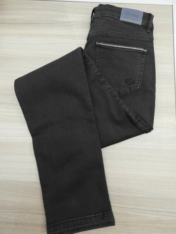 Diversa Broek: Bima Jeans zwart