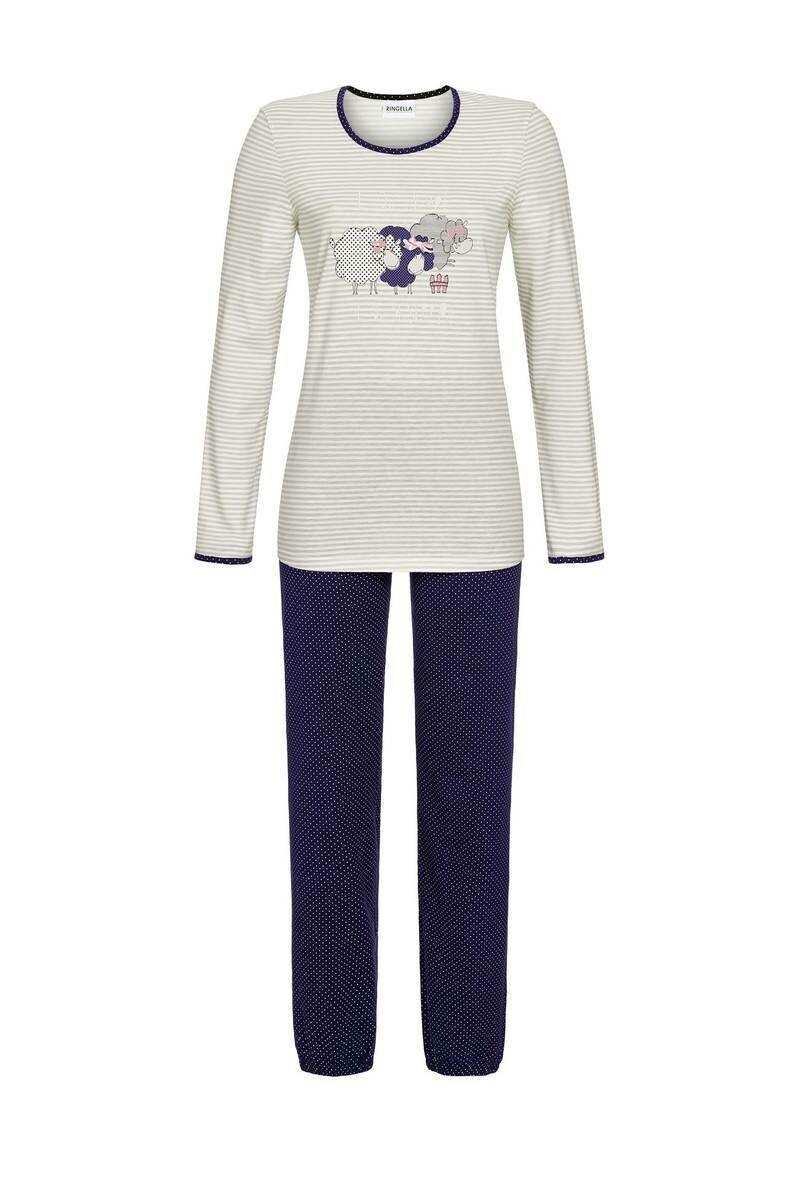 Ringella Dames Pyjama 100% Katoen