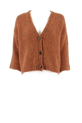 Signe Nature Gilet ( Roest )