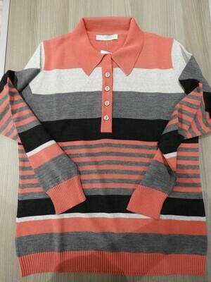 Kris Fashion: Pull met kol