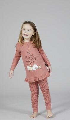 Happy People Meisjes pyjama: Sera Bimba