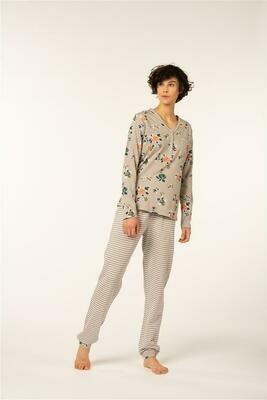 Eskimo Dmaes pyjama: Angeline ( gemoltoneerd )