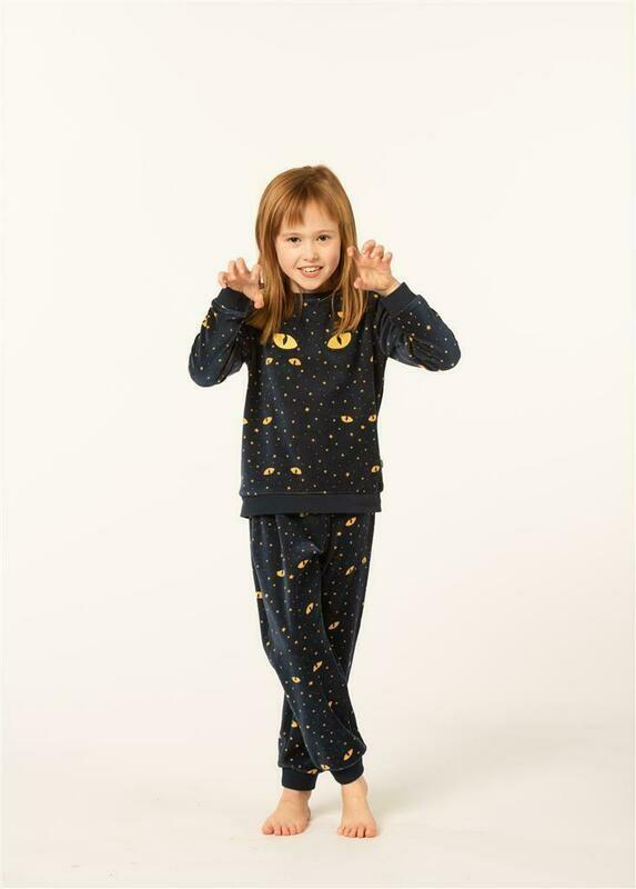 Eskimo Meisjes Pyjama: Starry Eyes ( 2 - 8 jaar )