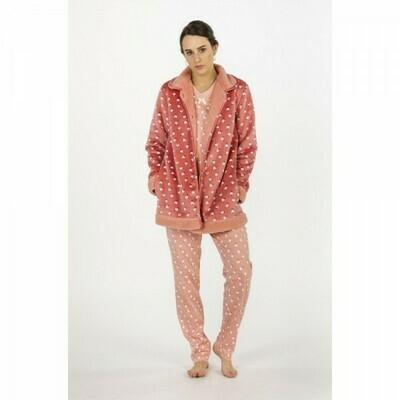 Egatex Dames: Pyjama + kamerjas