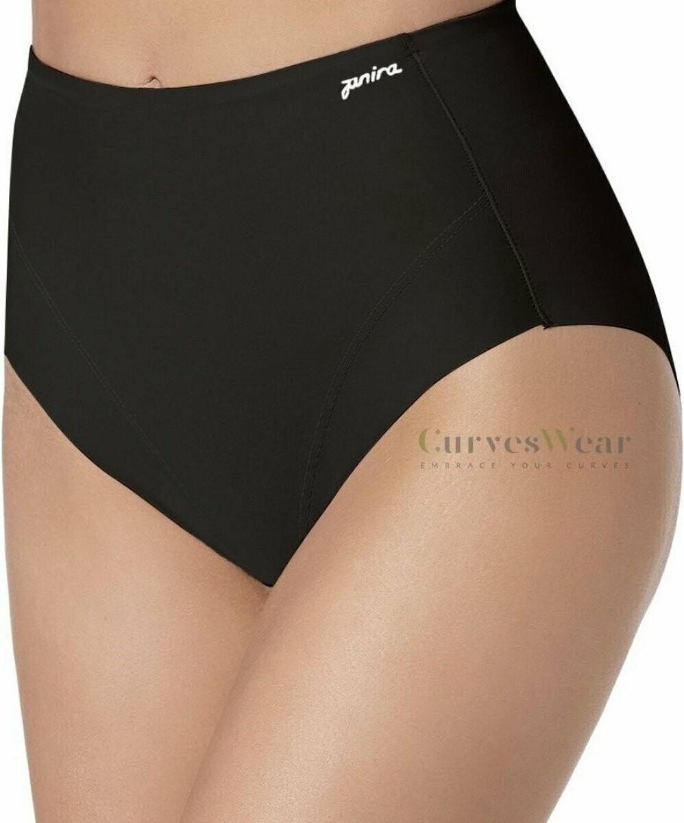 Janira Slip form Perfect Curves: Slip hoge taille Shape ( Naadloos ) zwart / wit
