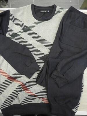 Alpina Heren pyjama / Home Wear: lekker warm