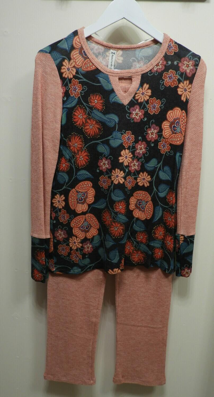 Egatex Dames Pyjama / Homewear: gebreid