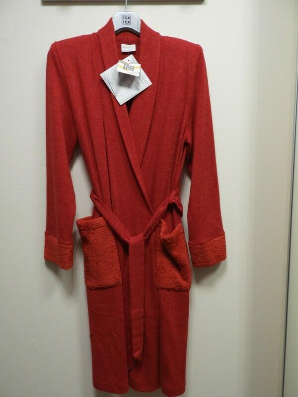 Egatex Rode Kamerjas: Stylvol en warm