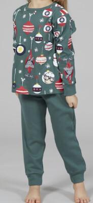 Happy People Kinderpyjama: Christmas