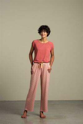 Eskimo damespyjama: Hyacinth Korte mouw / lange broek
