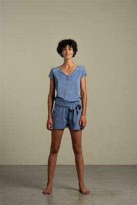 Eskimo Damespyjama: Lucia shirt en short
