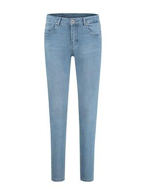 Para Mi Damesbroek: Celine Reform Denim Water blue ( Skinny Leg )