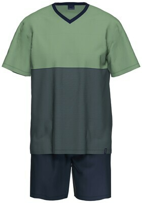 Ammann Heren Pyjama met short