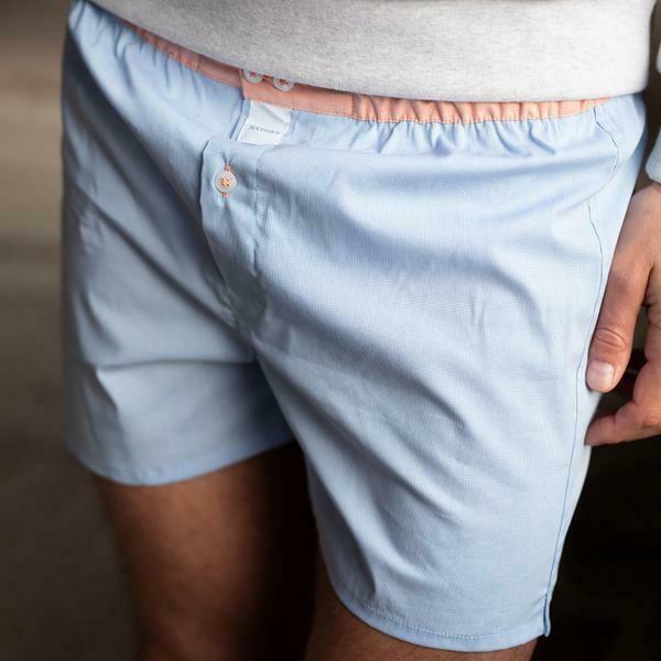 Sixtine's Boxershort Heren: Los model met ingewerkte slip