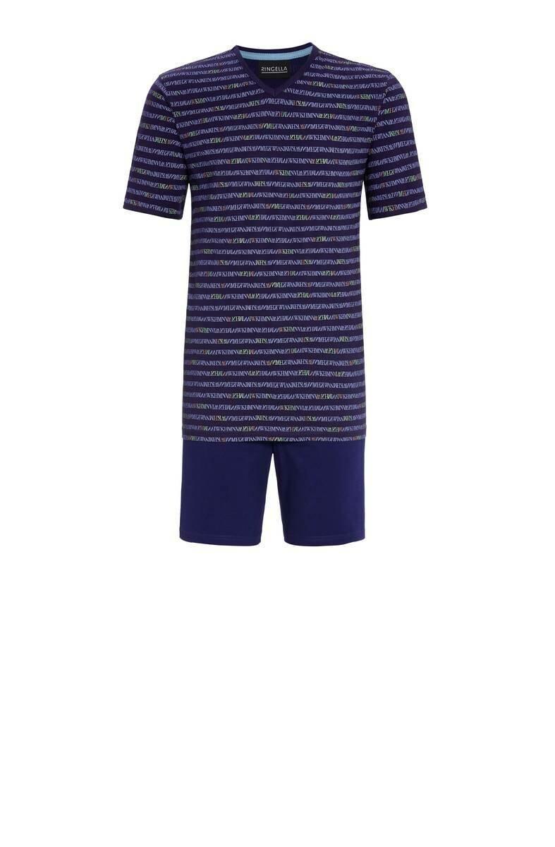 Ringella Heren Pyjama Korte mouw / Short