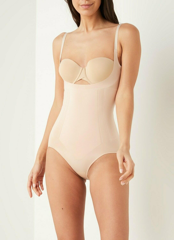 Spanx Corrigerend ondergoed: Hoge Taille ( On Core Bust bodysuit )