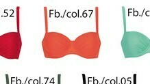 Sunflair Bikini: Color up your life collection Oranje