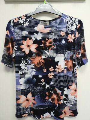 Bassini T-shirt Korte mouw