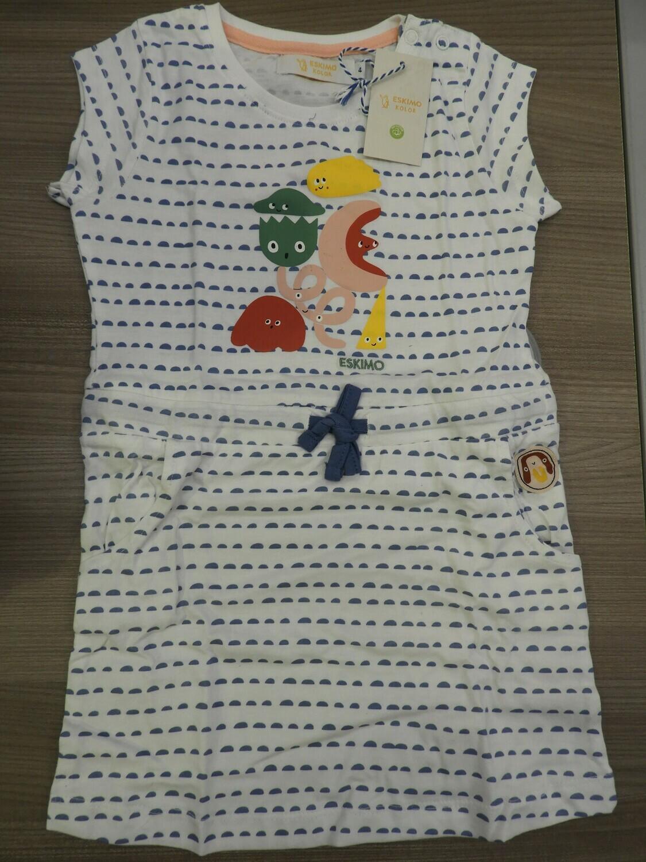 Eskimo Slaapkleed Meisjes: Kolor Collection ( Biokatoen )
