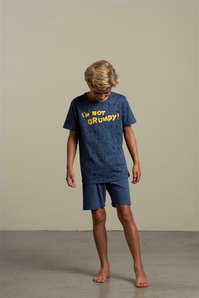Eskimo Jongens Pyjama: Gino ( 10 - 16 jaar ) zomer