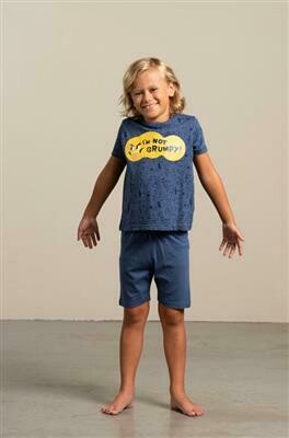 Eskimo Jongens Pyjama: Gino ( zomer ) 2 - 8 jaar