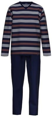 Ammann Heren Pyjama: V hals
