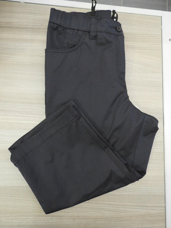 KJ Brand 3/4 broek: elastiek en knoop in de lenden Betty model