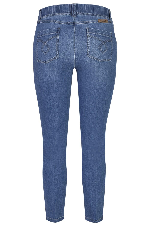 KJ Brand Jeans broek: Jenny ( Elastiek in de lenden )