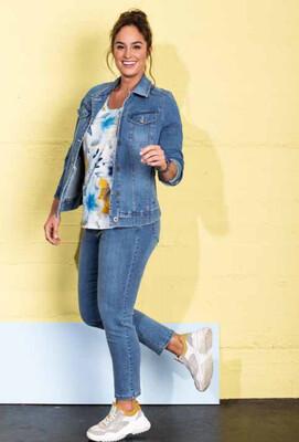 KJ Brand Jeans vest: oversized