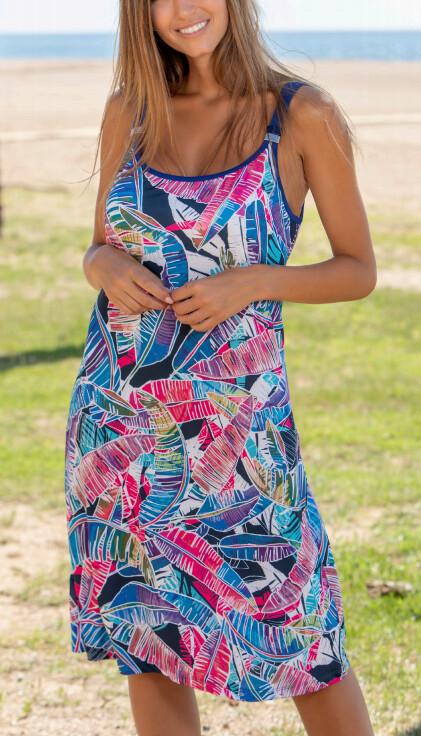 Mitjans zomerkleedje: tot maat 50