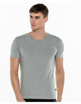 Punto Blanco Heren onderhemd korte mouw: grijs