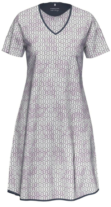 Ammann Dames nachthemd met korte mouw