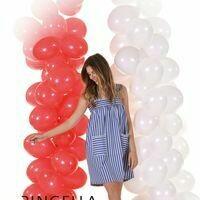 Ringella Kleed / Nachthemd: met bretel