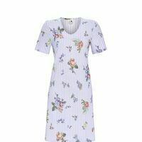 Ringella dames nachthemd: korte mouw