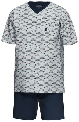 Ammann Heren Pyjama: korte mouw /short