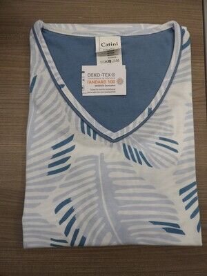 Catini slaapkleed korte mouw ( tot 2XL ) 95cm