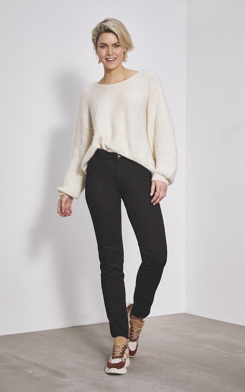 Para Mi Broek: Celine Heaven Uni, Black L32 ( skinny fit )