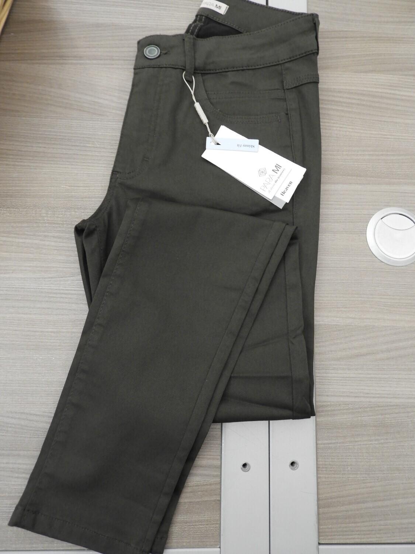 Para Mi Broek: Celine Heaven Uni, Dark Forrest ( donker groen ) L32 ( skinny fit )