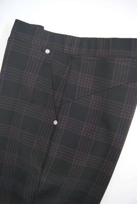 Diversa Lange broek: elastiek in de lenden ( Carré motief )