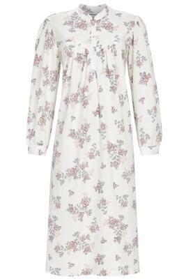 Ringella Dames Nachthemd: lange mouw, strop, 115cm, tot maat 54