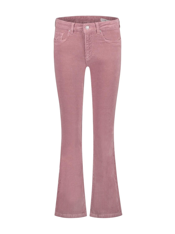 Para Mi Broek Jade Vintage Corduroy ( Rib fluweel ): Old Pink, L32