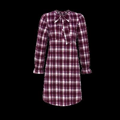 Ringella Nachthemd: Carree, 100% Katoen